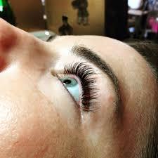 silk eyelash extension flirt custom lash studio