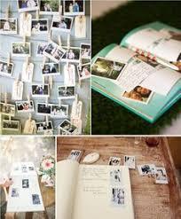livre sur le mariage un livre d or original l option polaroid mariage