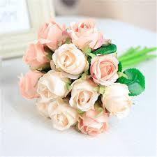 Aliexpresscom  Buy Pcsset Rose Holding Flowers Bouquet Thai - Flowers home decoration