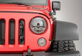 jeep grill drawing rugged ridge spartan grille system with quadratec led headlights