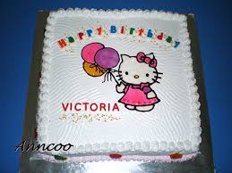 birthday cake for victoria anncoo journal