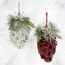 christmas decorations with pine cones here are 20 creative ideas