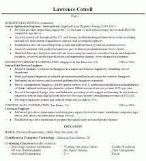 mainframe resume sample mainframe resume