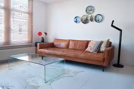 Butterscotch Leather Sofa Copper Exposed A Second Try Desire To Inspire
