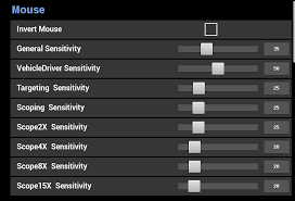 pubg xbox reddit post your mouse dpi and in game sensitivity settings