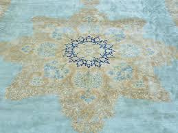 Turquoise Persian Rug Buy Kerman Persian Rug Kerman Authentic Kerman Handmade Rug