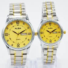 Jam Tangan Alba Pasangan list harga jam tangan alba pasangan termurah 2018 produk terbaik