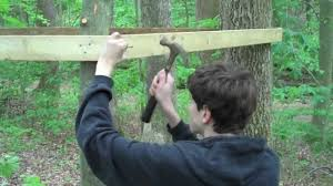 how to build an airsoft fort pt 1 youtube