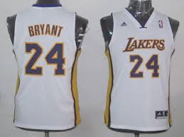 cheap kids los angeles lakers 24 kobe bryant black jersey