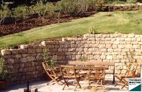 steinmauer sichtschutz pinterest steinmauer gärten und