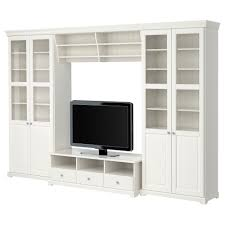 Tv Storage Cabinet Liatorp Tv Storage Combination 130 3 4x84 1 4 Ikea