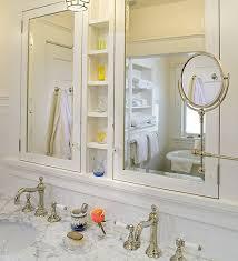 bathroom mirror cabinet ideas traditional stunning bathroom medicine cabinet mirror mirrors corner