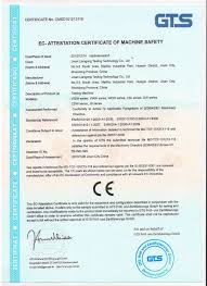 jinan liangong testing technology co ltd impact testing company certification