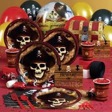 pirate party supplies pirate birthday party ideas