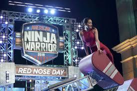 guiding light season 5 episode 181 american ninja warrior recap celebrity ninja for red nose day