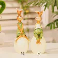 Country Home Easter Decorations by Compare Prices On Easter Rabbits Online Shopping Buy Low Price