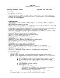 Mission Statement For Resume Respiratory Therapist Resume Examples Respiratory Therapist