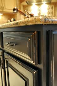 Distressed Black Kitchen Cabinets by Black Distressed Kitchen Cabinets U2013 Fitbooster Me