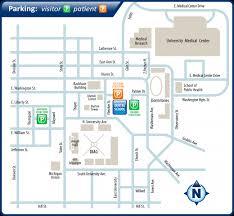 Parking Building Floor Plan Directions Patient U0026 Visitor Parking University Of Michigan