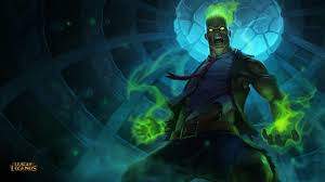 halloween zombie background zombie slayer league of legends