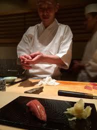 sato japanese cuisine sushi tokami fish and rice in a legendary basement
