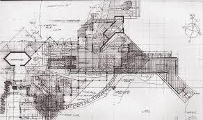 frank lloyd wright plans lovely frank lloyd wright house floor plans 5