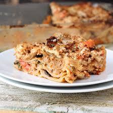smoky chipotle sauce marinara spinach havarti lasagna