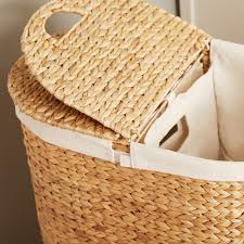 laundry hamper canvas furniture wicker laundry hamper hampers at walmart laundry