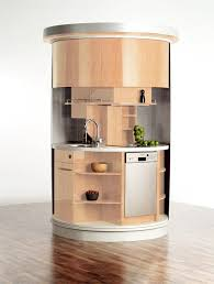 space saving ideas kitchen space saving compact circle kitchen concepts
