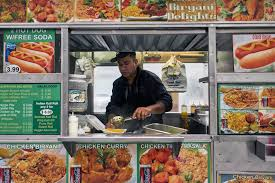 a day in the life of a food vendor the new york times
