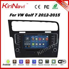 vii android kirinavi 8 android 7 1 car multimedia for volkswagen vw golf 7