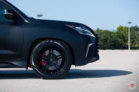 lexus lx wallpaper vossen wheels precision series wallpapers pictures images hd