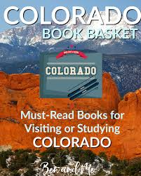 Colorado book travel images Notebooking across the usa colorado unit study ben and me jpg