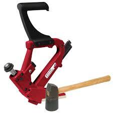 porta nails 16 manual hardwood flooring nailer 402a the
