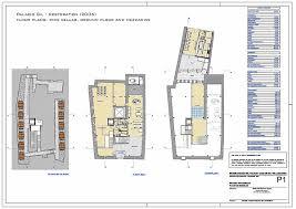 floor plans wine cellar ground mezzanine building plans online