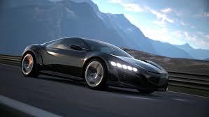 honda supercar concept acrua nsx concept supercar debuts in gran turismo 6 digital trends