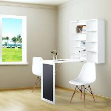 floating desk design best wall mounted desk designs for small homes view in gallery