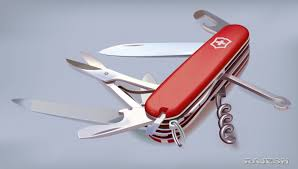 rajesh sawant victorinox swiss army knife