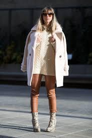 street style coats coat trends fall 2014