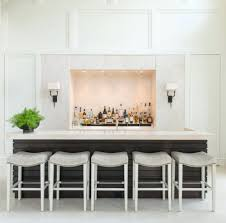 Kitchen Island Chairs Or Stools Upholstered Bar Chairs How To Them In A Luxury Interior Luxury