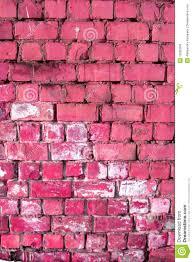 Pink Brick Wall Pink Brick Wall Royalty Free Stock Images Image 13580299