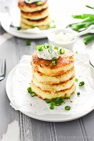 cheesy leftover mashed potato cakes the endless meal