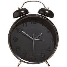 pop large clock black target australia 7 07 liked on polyvore