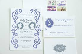 regency wedding invitations papillon press the illustrated press custom letterpress