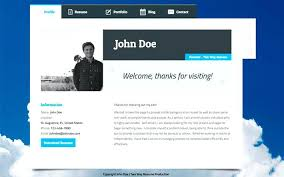 resume websites exles resume websites exles construct your personal website today