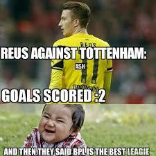 Funny Tottenham Memes - ft dortmund 3 0 tottenham soccer memes goal91