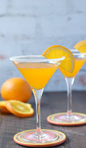 martini perfect orange drop martini cooking with curls