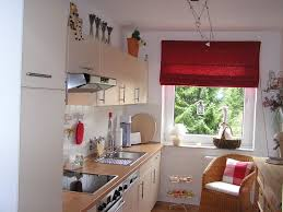 Cream Kitchen Designs Kitchen Modern Narrow Kitchens Design With Cream Cabinet And