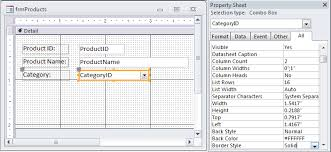 Count Characters In Access Ms Access 2010 Bind Combo Box To Primary Key But Display A