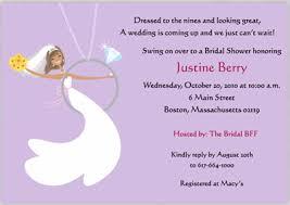 honeymoon bridal shower bridal shower invitations how many ways challenge storkie